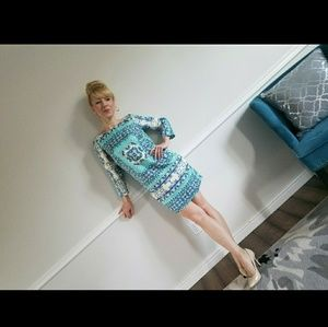 The Limited retro style print dress